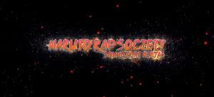 Naruto Rap Society - Sound like Ninjas - Logo (Mit Hintergrund)