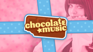 ChocolateMusic Logo-Banner