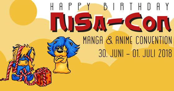 NiSa Con 2018